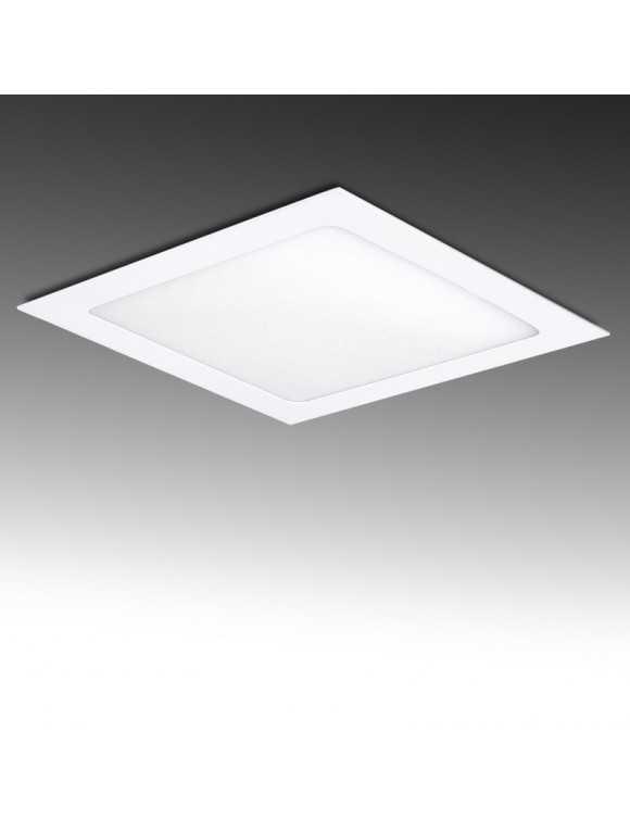 Placa de LEDs Cuadrada ECOLINE 225mm 18W 1350Lm 30.000H