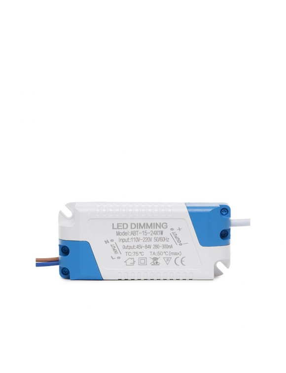 Driver Dimable para Placas de LEDs ECOLINE 18W