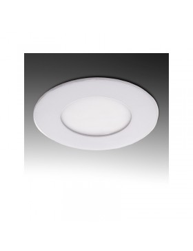 Placa de LEDs Circular ECOLINE 90mm 3W 230Lm 30.000H
