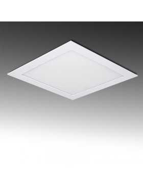 Placa de LEDs Cuadrada ECOLINE 240mm 20W 1600Lm 30.000H
