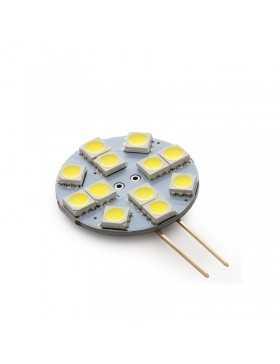 Bombilla de LEDs G4 SMD5050 2,4W 180Lm 30.000H