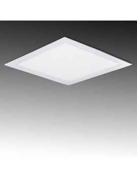 Placa de LEDs Cuadrada ECOLINE 300mm 25W 2180Lm 30.000H