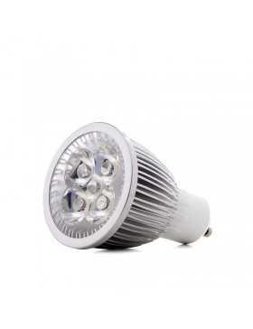Bombilla LEDs Spot GU10 5W 12VDC 400Lm 30.000H