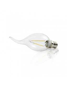 Bombilla Filamento LED E14 4W 400Lm 30.000H