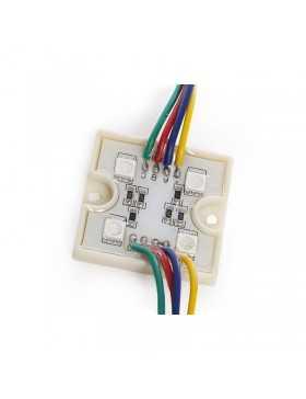 Módulo 4 LEDs SMD5050 1,44W US-LMP5050RGB4