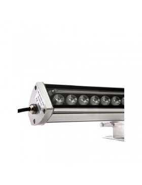 Bañador de Pared IP65 36W RGB con Mando a Distancia