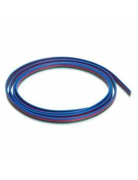 Cable Conector Tiras RGB (Por Metros)