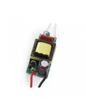 Driver LED Integrar 8-12W 24-36V 280-300Ma