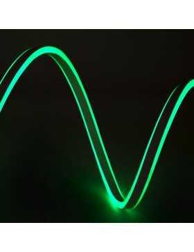 Manguera Neon Flex Emisión Lateral Doble SMD2835 220-230VAC 12W/M  WM-SMD2835-NFD-120-G x 1M