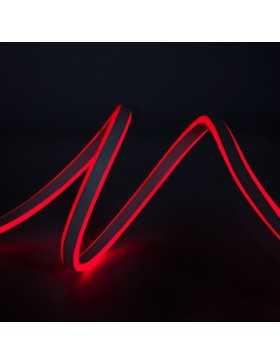 Manguera Neon Flex Emisión Lateral Doble SMD2835 220-230VAC 12W/M  WM-SMD2835-NFD-120-R x 1M
