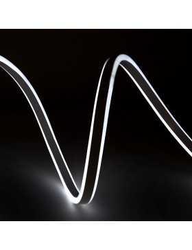 Manguera Neon Flex Emisión Lateral Doble SMD2835 220-230VAC 12W/M  WM-SMD2835-NFD-120-W x 1M
