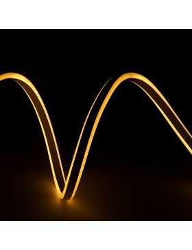 Manguera Neon Flex Emisión Lateral Doble SMD2835 220-230VAC 12W/M  WM-SMD2835-NFD-120-WW x 1M