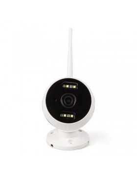Cámara Videovigilancia 1080p Compatible Tuya - Dia/Noche - Detector Movimiento -Audio - Adaptador 12VDC