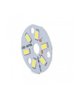 Módulo 6 LEDs Ø32Mm 3W 300Lm 50.000H