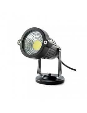 Foco LED COB para Jardínes 5W 450Lm 30.000H