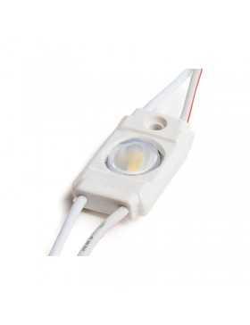 Módulo 1 LED Samsung 5630 Inyectado IP67 1W 90Lm
