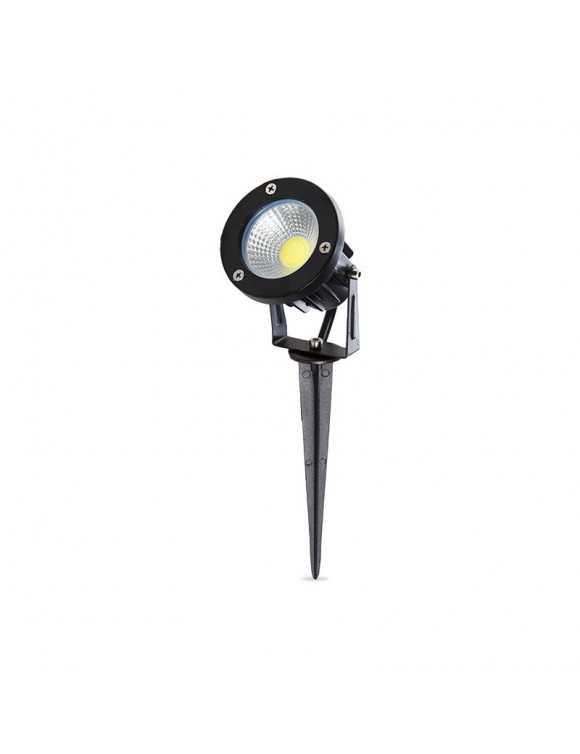 Foco LED con Pincho para Jardínes 9W 810Lm 50.000H