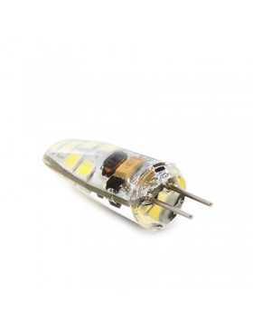 Bombilla G4 de LEDs 12 x SMD2835 12V AC/DC 3W 270Lm 30.000H