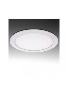 Placa Circular de LEDs ECOLINE  12VDC 225mm 18W 1409Lm 30.000H