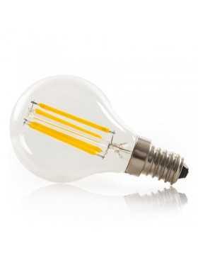 Bombilla LED Filamento Vintage G45 E14 4W 400Lm