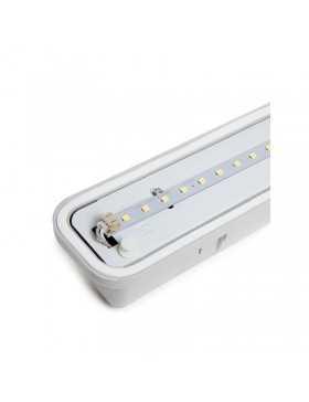 Luminaria de LEDs Estanca IP65 1200mm 20W 2000Lm 30.000H