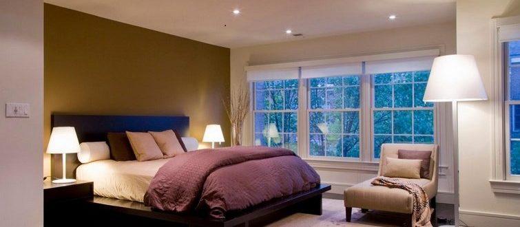 Iluminación LED para dormitorios