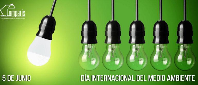 Día Mundial del Medio Ambiente y la importancia del LED