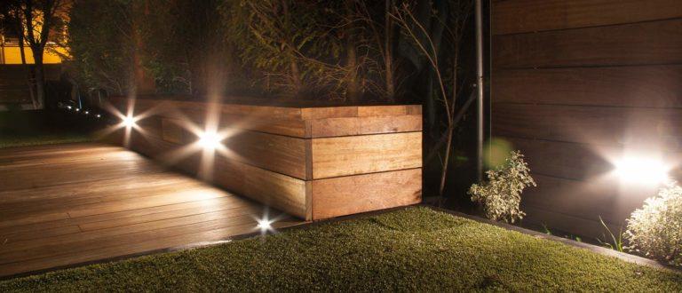 Consejos de Iluminación LED para jardín
