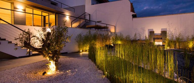 Con estos productos de Lamparis puedes lograr una iluminación increíble en tu jardín