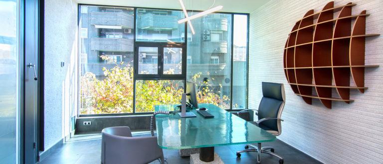 Iluminación para oficina o teletrabajo